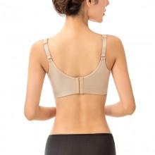 fimage有致101829光面无钢圈聚拢调整型文胸胸罩女内衣 薄款
