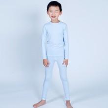 fimage有致1213001儿童内衣套装男童宝宝保暖衣儿童秋衣秋裤套装