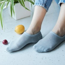 fimage有致701029隐形女船袜(进口银丝)