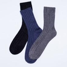fimage有致501041男士羊毛袜