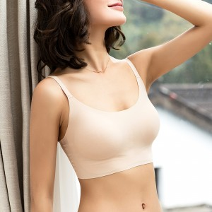 fimage有致101076女士无痕吊带文胸带插片